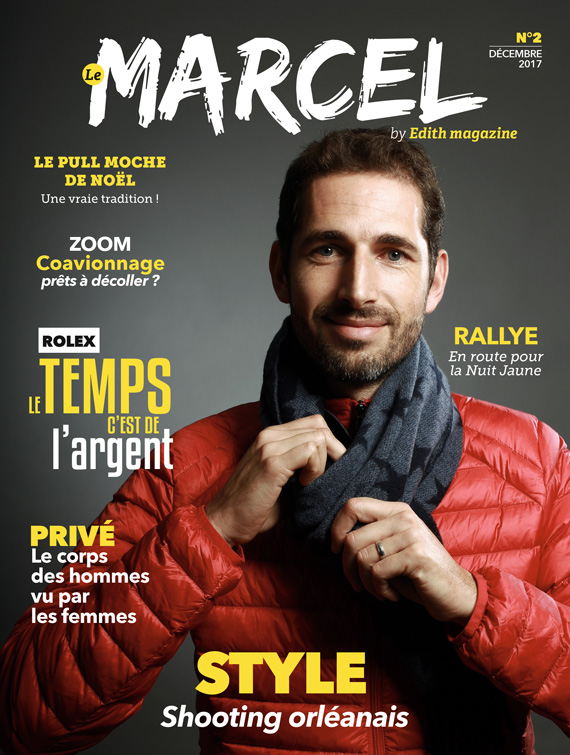 Marcel by Edith Magazine